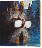 Casolgye Wood Print by Frank Robert Dixon