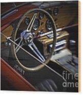 Cobra Wood Print by Fred Lassmann