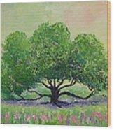 Comfort Wood Print by William Killen