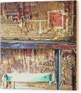 Country Kitchen Wood Print by Joe Jake Pratt