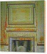 Drayton Hall 12 Wood Print by Ron Kandt