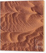 Dune Patterns - 247 Wood Print by Paul W Faust -  Impressions of Light