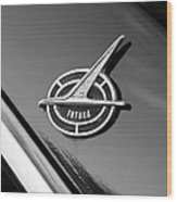 Ford Futura Wood Print by David Lee Thompson