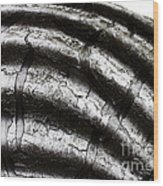 Get Bent  Wood Print by Cris Hayes
