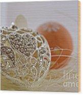 Gift Of Love Wood Print by Nicki  Ki