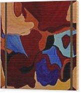 Goliad - Orig Sold Wood Print by Paul Anderson
