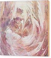 Immanuel Wood Print by Rachel Christine Nowicki