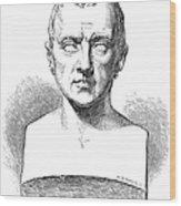 Johann Kaspar Spurzheim Wood Print by Granger
