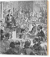 John Maskelyne Wood Print by Granger