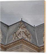 Les Invalides - Paris France - 011314 Wood Print by DC Photographer