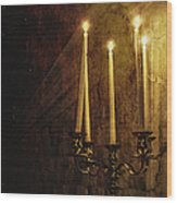 Lighting The Way Wood Print by Margie Hurwich