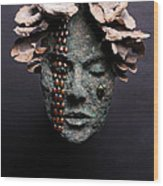 Lorelei Wood Print by Adam Long