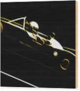 Lotus 23b Racer Wood Print by Phil 'motography' Clark