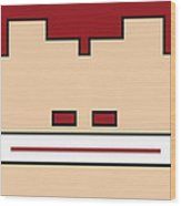 My Mariobros Fig 03 Minimal Poster Wood Print by Chungkong Art