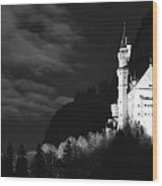 Neuschwanstein Castle Wood Print by Matt MacMillan