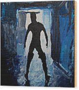 Out Of The Darkness 2657 Wood Print by Lars  Deike