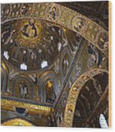 Palatine Chapel Wood Print by RicardMN Photography