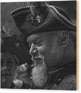 Pirates  Wood Print by Mario Celzner