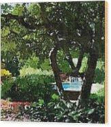 Prescott Park Ppwc Wood Print by Jim Brage