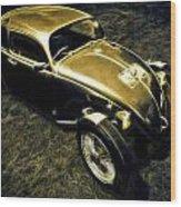 Rat Beetle Wood Print by motography aka Phil Clark