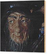 Rip Van Winkle Wood Print by Dotti Hannum