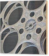 Roll Em Wood Print by Lauren Leigh Hunter Fine Art Photography