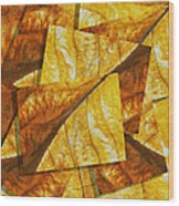 Shades Of Autumn Wood Print by Jack Zulli