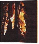 Shenandoah Caverns - 121247 Wood Print by DC Photographer