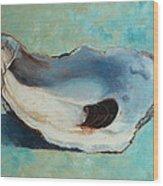Slurp Wood Print by Pam Talley