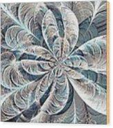 Soft Palette Wood Print by Anastasiya Malakhova