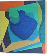 Sonata Wood Print by Diane Fine