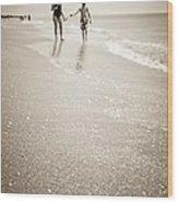 Summer Memories Wood Print by Edward Fielding