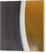 Tea Cup Wood Print by Bob Orsillo