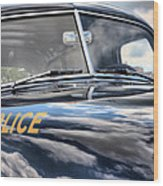 The Paddy Wagon Wood Print by JC Findley