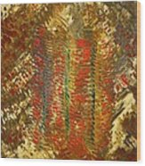 The Pillars Of Creation Wood Print by Michael Kulick