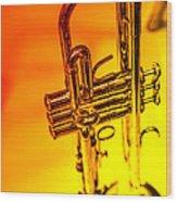 The Trumpet Wood Print by Karol Livote