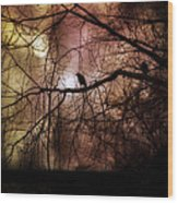 Tomorrow  Wood Print by Bob Orsillo