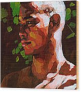 Torano In The Afternoon Wood Print by Douglas Simonson