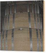 Vineyards In Va - 121218 Wood Print by DC Photographer