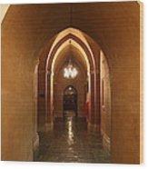 Washington National Cathedral - Washington Dc - 011340 Wood Print by DC Photographer