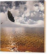 Windy Wood Print by Bob Orsillo