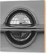 World Emblem  Wood Print by David Lee Thompson