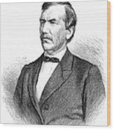 David Livingstone Wood Print by Granger