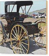1904 Holsman Model 3 Hi-wheeler. 7d15449 Wood Print by Wingsdomain Art and Photography