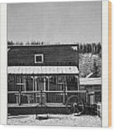 3th Avenue Wood Print by Priska Wettstein