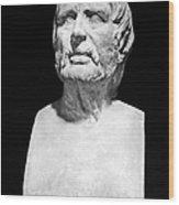 Lucius Annaeus Seneca Wood Print by Granger