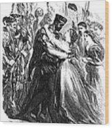 Shakespeare: Othello Wood Print by Granger