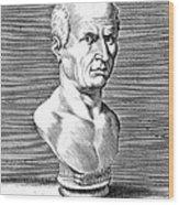 Marcus Tullius Cicero Wood Print by Granger