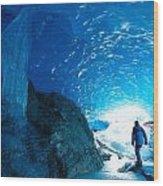 Alaska, Juneau Wood Print by John Hyde - Printscapes