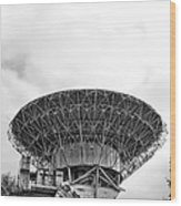 Antenna   Wood Print by Olivier Le Queinec